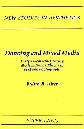 9780820434599: Dancing and Mixed Media (New Studies in Aesthetics)