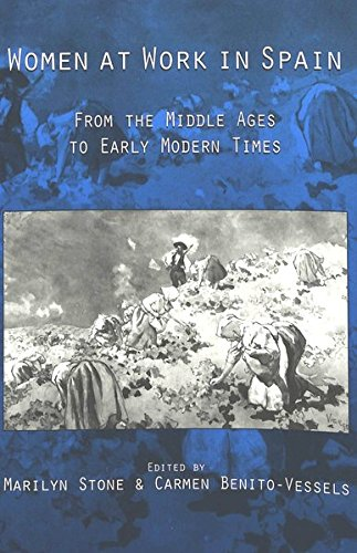 9780820436708: Women at Work in Spain: From the Middle Ages to Early Modern Times
