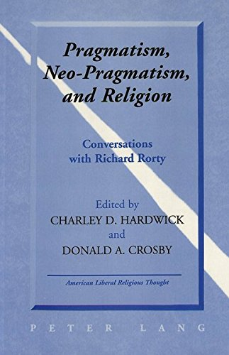 Pragmatism, Neo-Pragmatism, and Religion