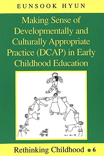 9780820437651: Making Sense of Developmentally and Culturally Appropriate Practice (Dcap) in Early Childhood Education