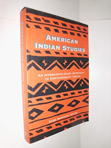 9780820439167: American Indian Studies