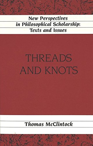 Threads and Knots: MCCLINTOCK THOMAS
