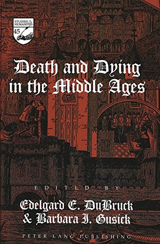 9780820441276: Death and Dying in the Middle Ages