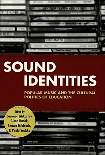 9780820441399: Sound Identities: Popular Music and the Cultural Politics of Education