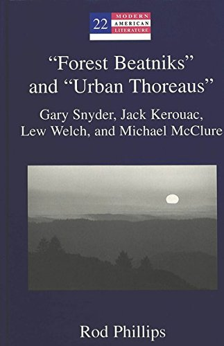 comaring thoreau to kerouac Reading chance's translation of the anecdote i was immediately reminded of a story that jack kerouac recounted of coming  technology theater thoreau.