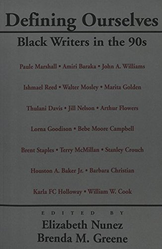 9780820442617: Defining Ourselves: Black Writers in the 90s