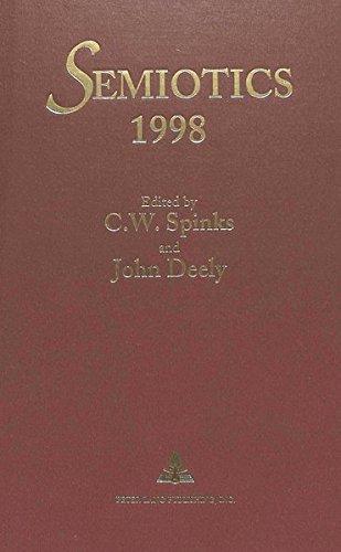Semiotics 1998: C. W. Spinks, John Deely, Spinks, C.W., Deely, John