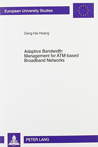 9780820447131: Adaptive Bandwidth Management for ATM-based Broadband Networks