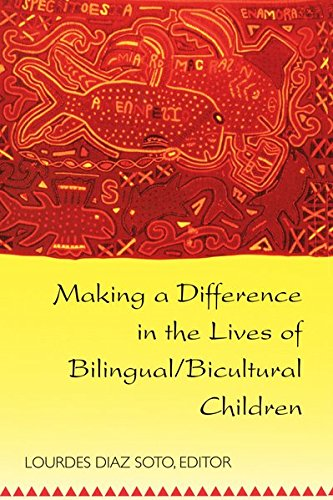 9780820448923: Making a Difference in the Lives of Bilingual/Bicultural Children: Fifth Printing (Counterpoints)