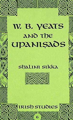 9780820449265: W.B. Yeats and the Upaniṣads (Irish Studies)