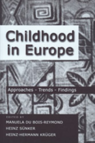 9780820449302: Childhood in Europe: Approaches-Trends-Findings