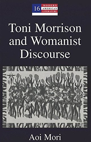 9780820449609: Toni Morrison and Womanist Discourse