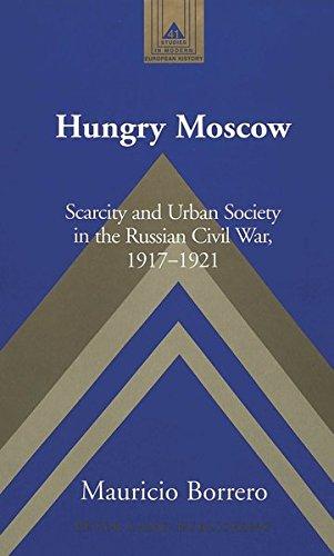 Hungry Moscow: Mauricio Borrero