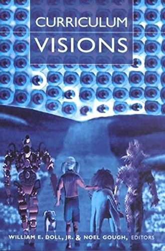 9780820449999: Curriculum Visions: Second Printing (Counterpoints)