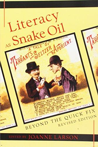 9780820450216: Literacy as Snake Oil (New Literacies and Digital Epistemologies)