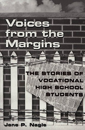 9780820450322: Voices from the Margins: The Stories of Vocational High School Students (Adolescent Cultures, School, and Society)