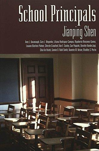 School Principals: Jianping Shen
