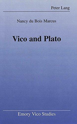 Vico and Plato: Du Bois Marcus, Nancy