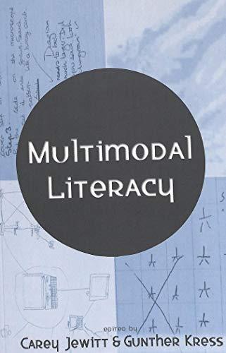9780820452241: Multimodal Literacy (New Literacies and Digital Epistemologies)