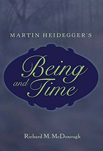 9780820455549: Martin Heidegger's Being and Time (Masterworks in the Western Tradition)