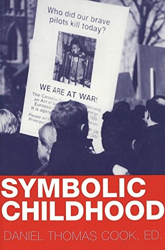 9780820455808: Symbolic Childhood (Popular Culture and Everyday Life)