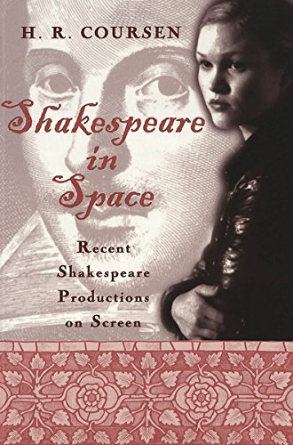 9780820457147: Shakespeare in Space: Recent Shakespeare Productions on Screen