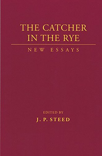 9780820457291: The Catcher in the Rye: New Essays