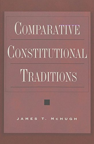 9780820458007: Comparative Constitutional Traditions (Teaching Texts in Law and Politics)