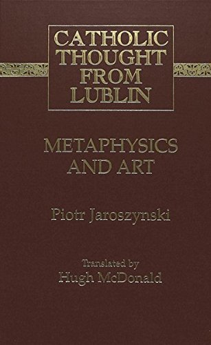 Metaphysics and Art (Hardback): Piotr Jaroszynski