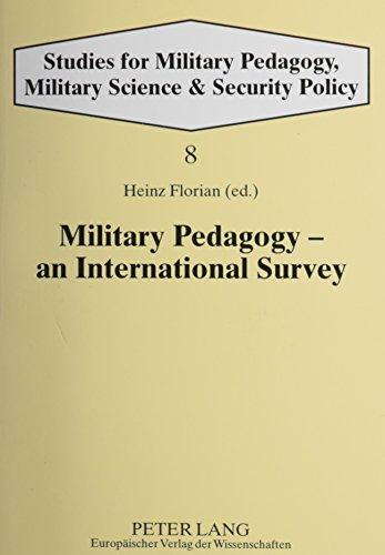 9780820459882: Military Pedagogy: An International Survey
