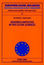 9780820460826: Research Methods in the Social Sciences (European Social Inclusion = Sozialgemeinschaft Europa) (Romany Edition)