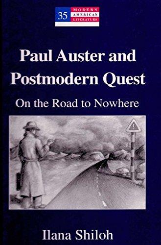 9780820461670: Paul Auster and Postmodern Quest (Modern American Literature)