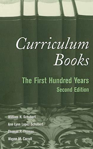 9780820462110: Curriculum Books: The First Hundred Years (Counterpoints)