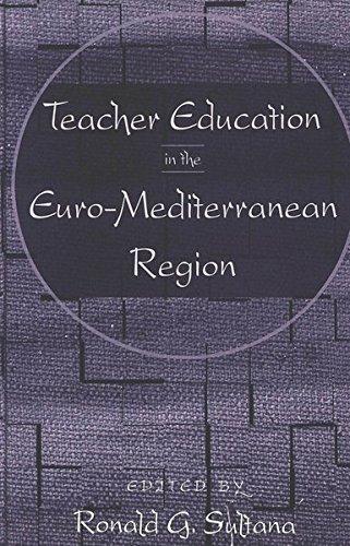 9780820462165: Teacher Education in the Euro-Mediterranean Region