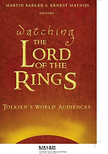 9780820463964: Watching The Lord of the Rings: Tolkien's World Audiences (Media and Culture)
