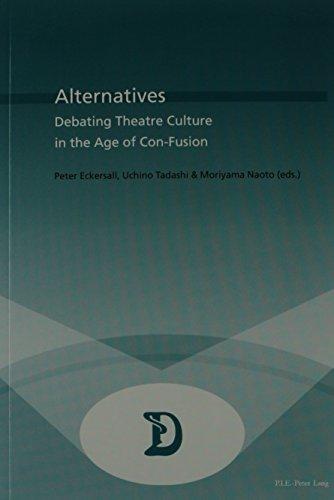 9780820466217: Alternatives (Dramaturgies)