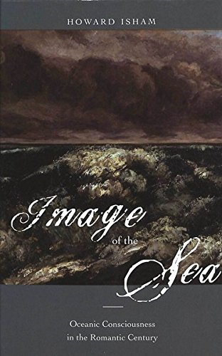9780820467276: Image of the Sea: Oceanic Consciousness in the Romantic Century