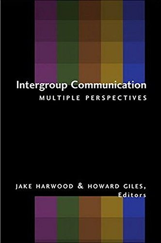 Intergroup Communication Multiple Perspectives: Harwood Jake/Giles Howard