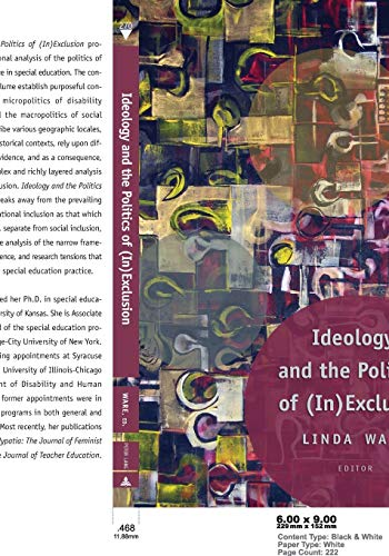 9780820470658: Ideology and the Politics of (In)Exclusion (Counterpoints)