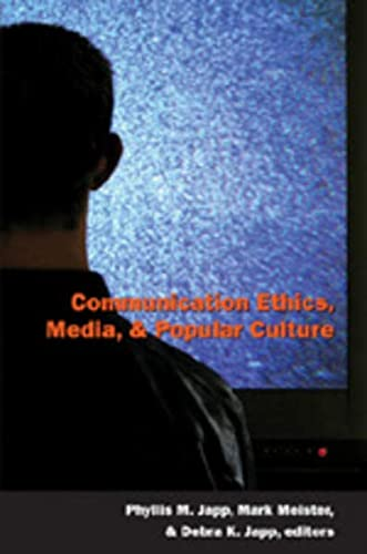 9780820471198: Communication Ethics, Media, and Popular Culture (Popular Culture & Everyday Life, Vol. 9)