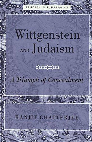 9780820472560: Wittgenstein and Judaism: A Triumph of Concealment (Studies in Judaism)