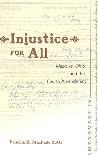9780820472676: Injustice for All: