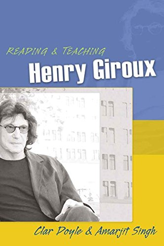 9780820481753: Reading and Teaching Henry Giroux (Teaching Contemporary Scholars)
