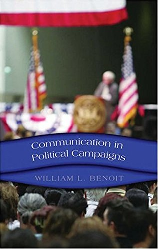 9780820486048: Communication in Political Campaigns (Frontiers in Political Communication)