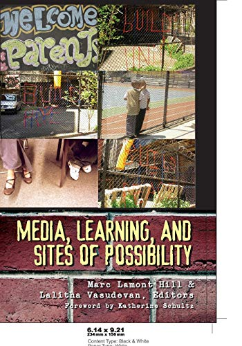 9780820486567: Media, Learning, and Sites of Possibility (New Literacies and Digital Epistemologies)