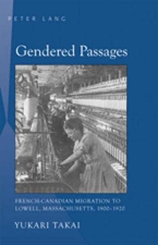 Gendered Passages: Takai, Yukari