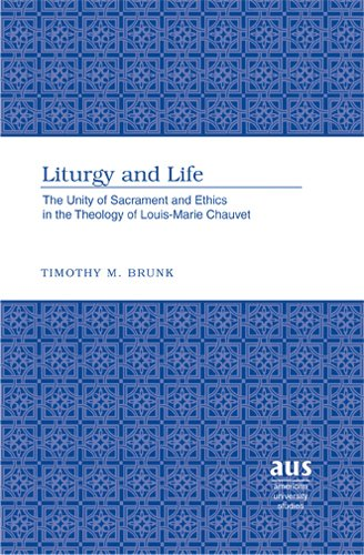 Liturgy and Life: Timothy M. Brunk
