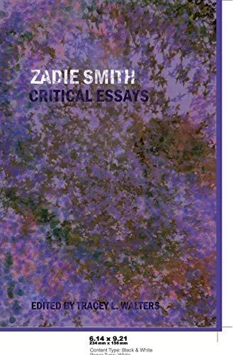 9780820488066: Zadie Smith: Critical Essays