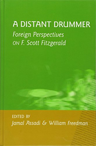 9780820488516: A Distant Drummer: Foreign Perspectives on F. Scott Fitzgerald