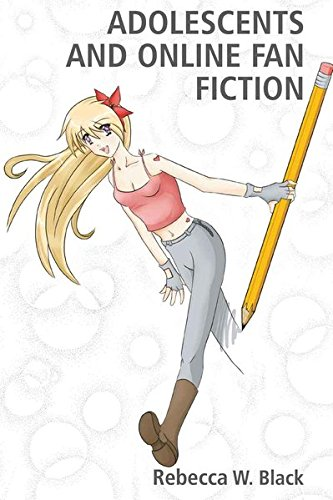 9780820497389: Adolescents and Online Fan Fiction